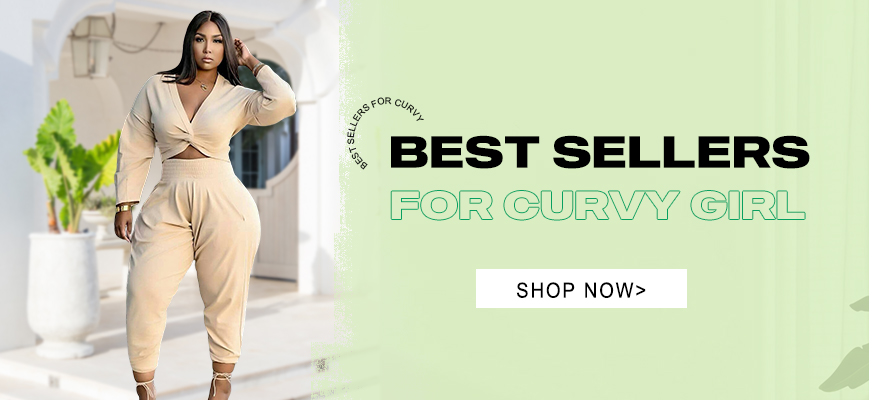 Best sellers for curvy girl