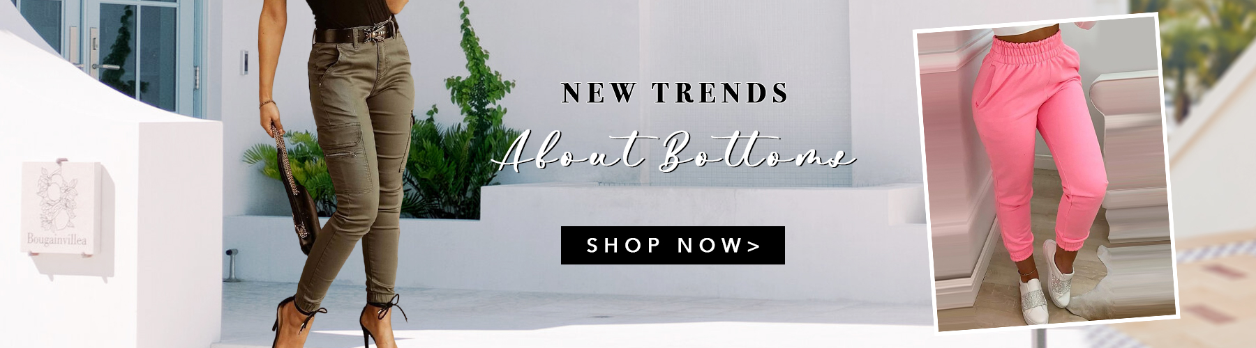 New Trends About Bottoms