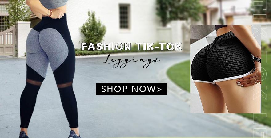 Fashion Tik-Tok Leggings