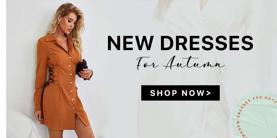 New Dresses For Autumn