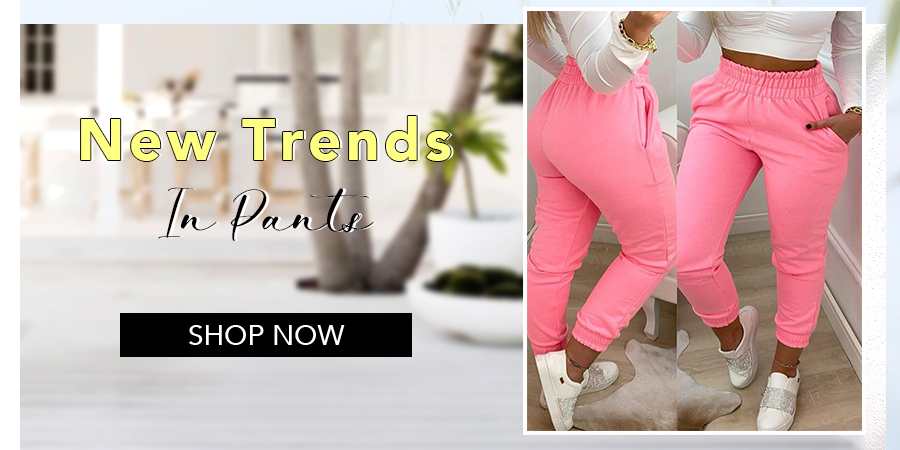 New Trends In Pants