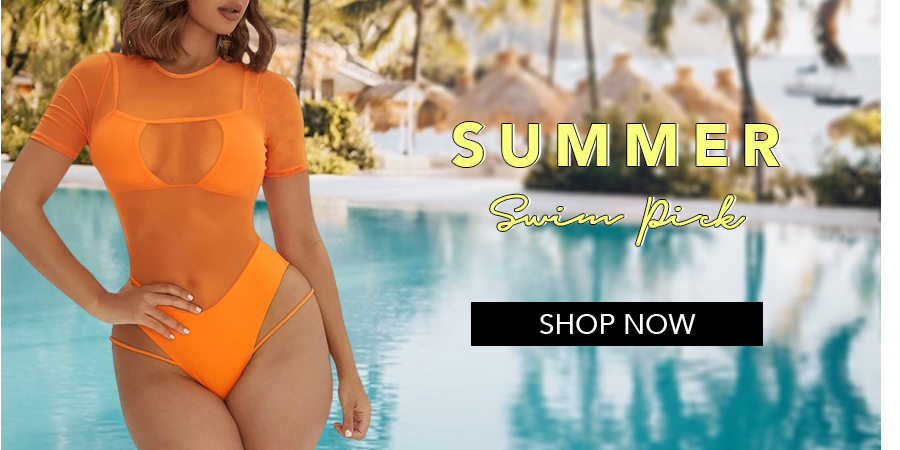 Sexy cuwe swimwear