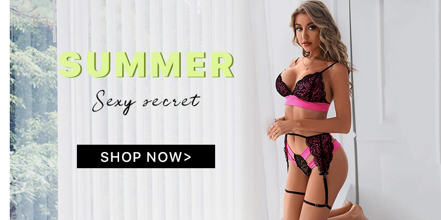 Summer Sexy secret