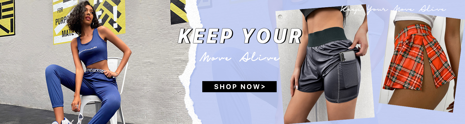 Keep Your Move Alive