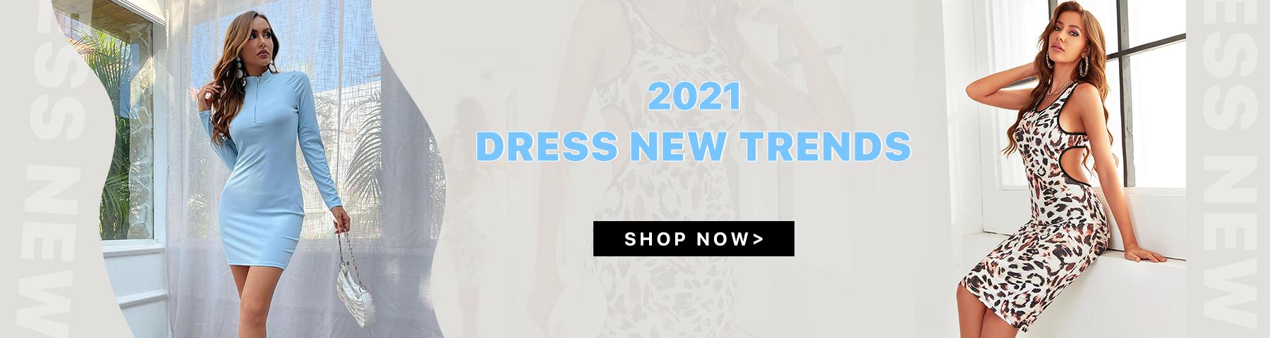 2021 Dress New trends