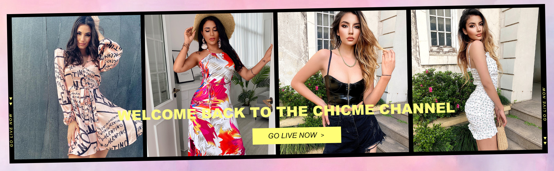 #chicme live