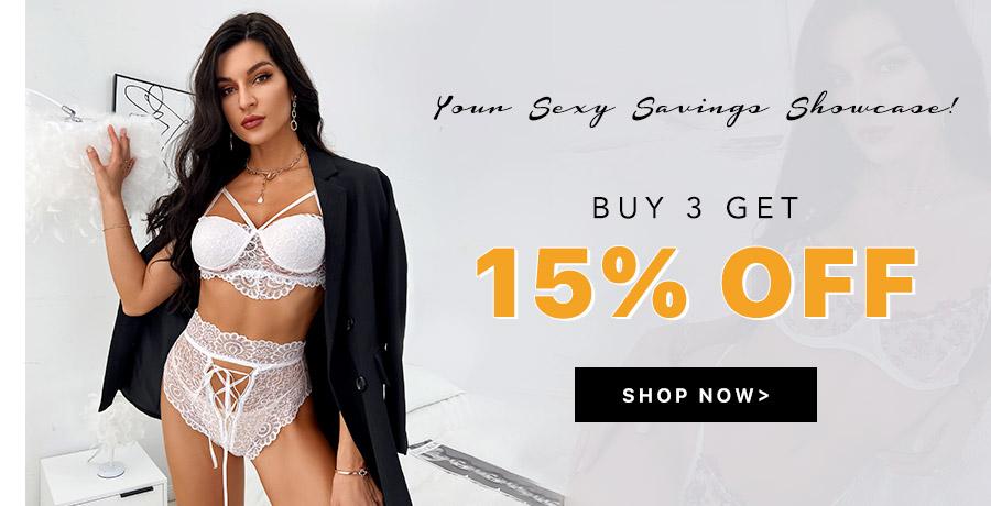 Your Sexy Savings Showcase!