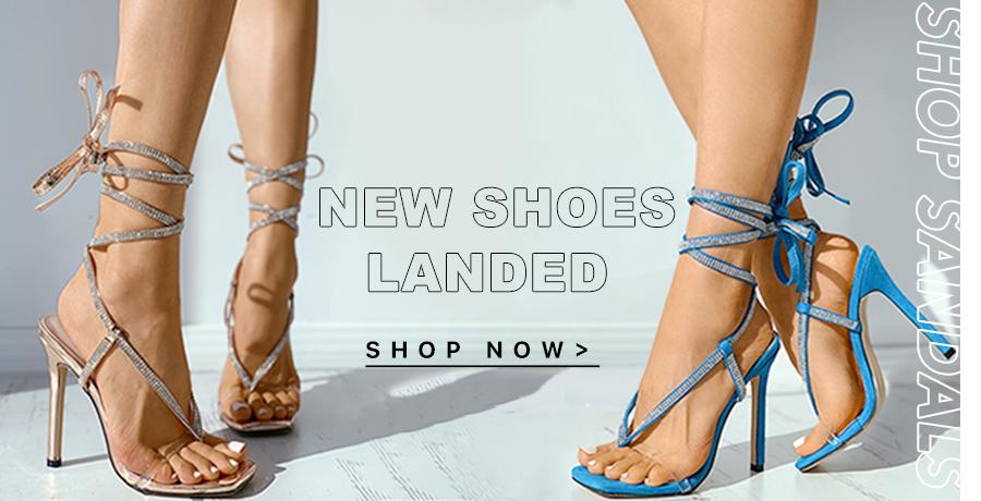 New Shoes Landed Shop Sandals