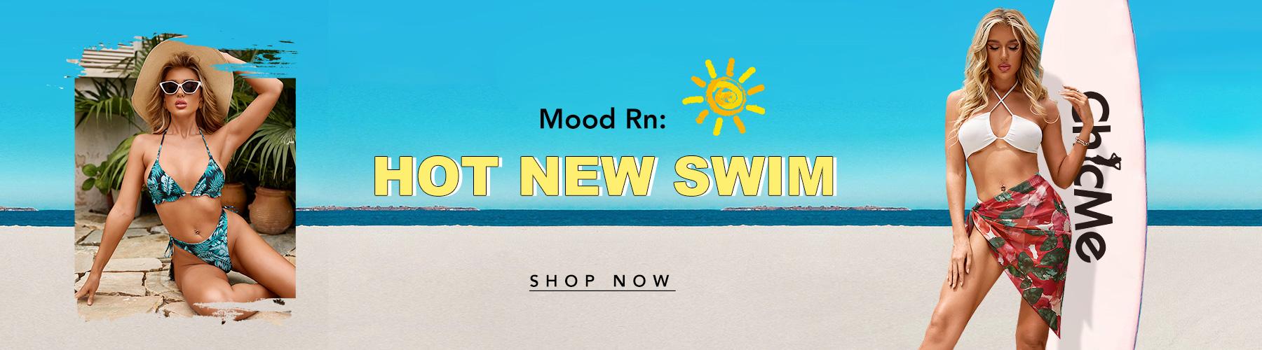 MOOD RN: HOT NEW SWIM