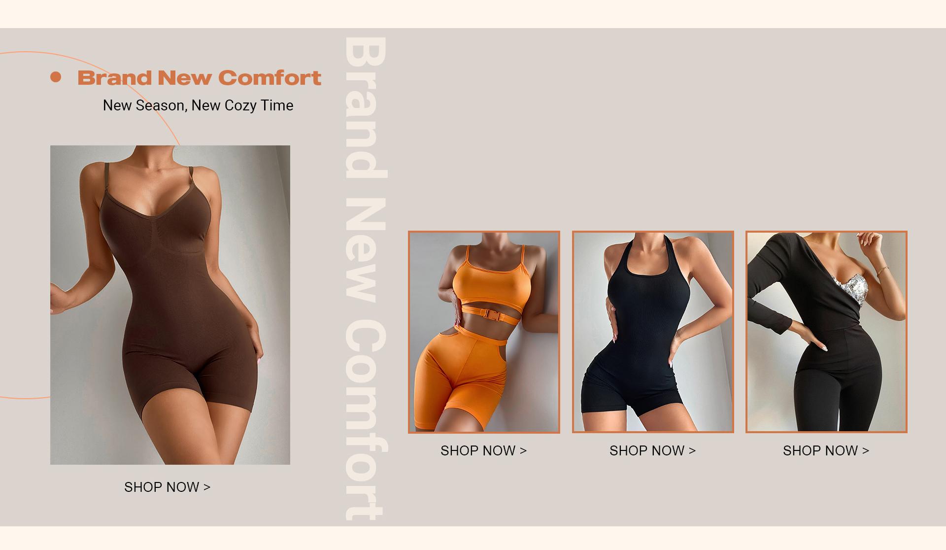 Brand new comfort