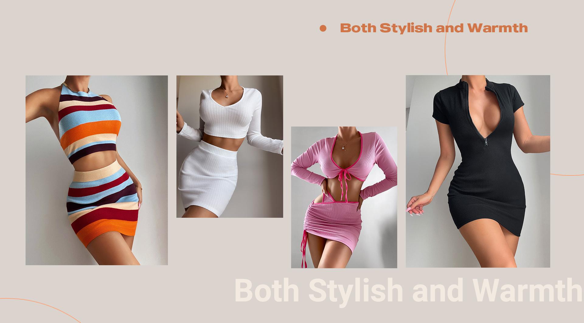 Both stylish and warmth