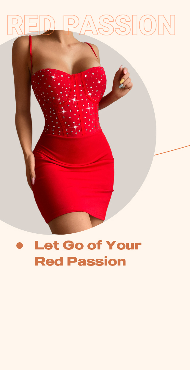 Let go of your red passion