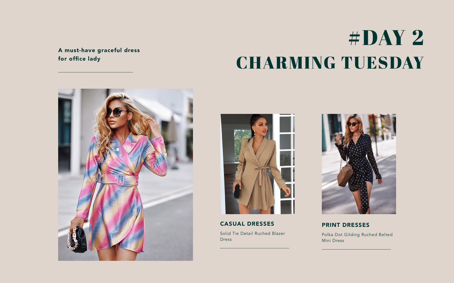 Charming Dresses