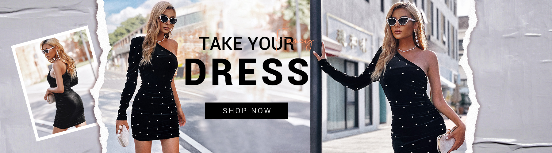 Take Your Fancy Dress