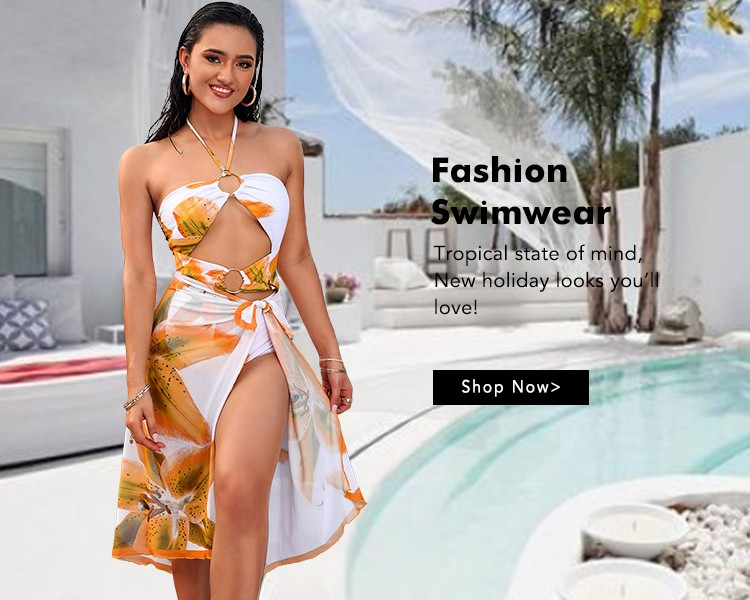 Fashion Swimwears-Buy 3 get 1 free