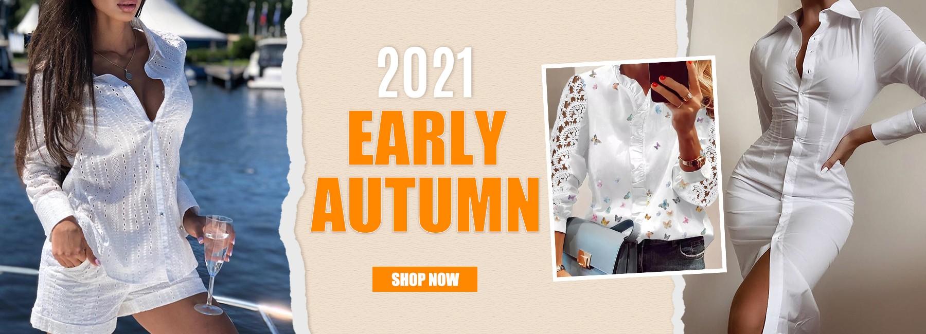 Early Autumn 2021
