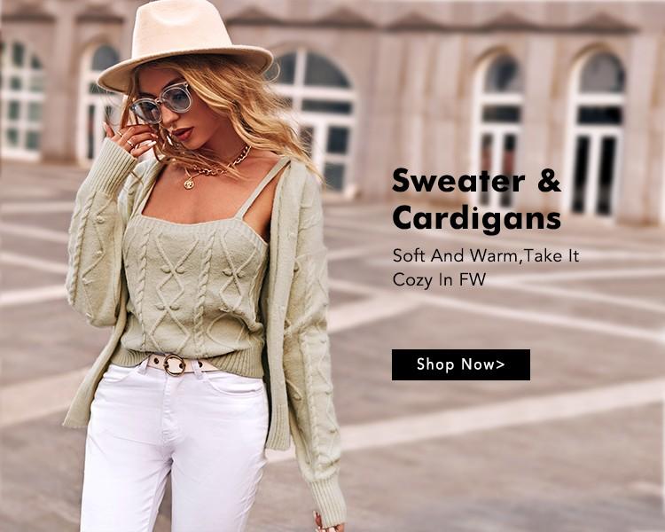 Sweater&cardigans
