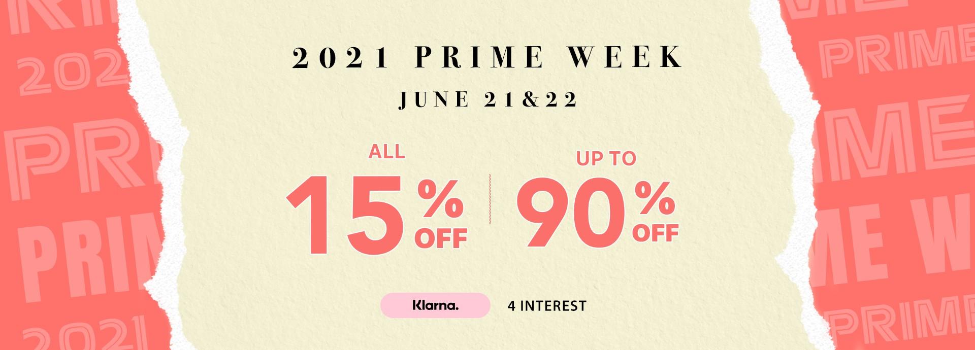 Prime Week