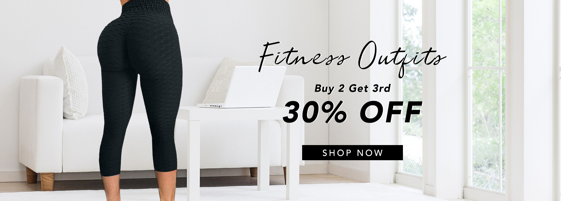 Fittness-Buy 2 Get 3rd 30% OFF