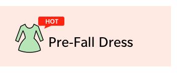 Pre Fall Dress