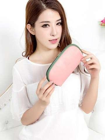 Multifunctional Large Capacity Cosmetic Multifunction Clutch Bag
