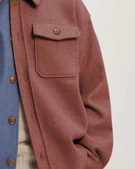 Men Teens Fashion Colorblock Patchwork Long Sleeve Pockets Jacket