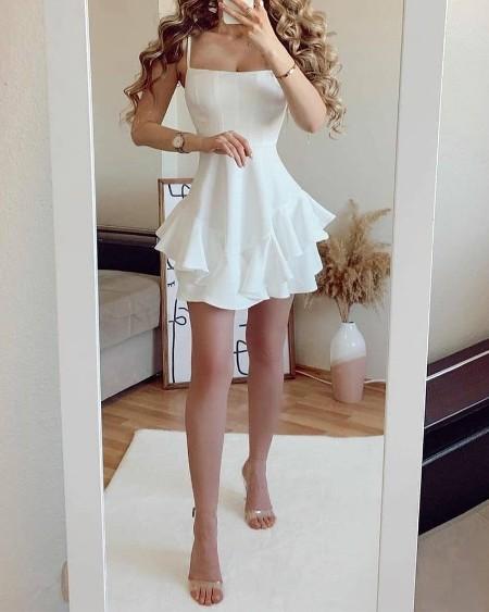 Cami Plain Bodycon Dress