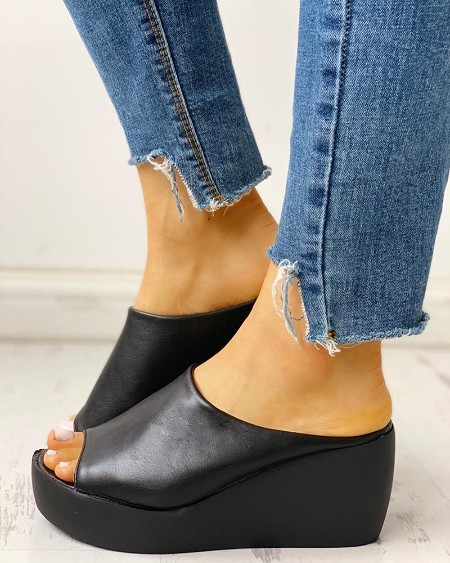 New Season Falt Sandals