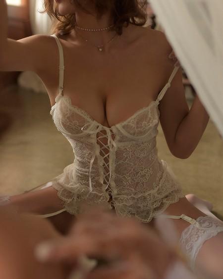 Sexy Temptation Lace Sling Lingerie