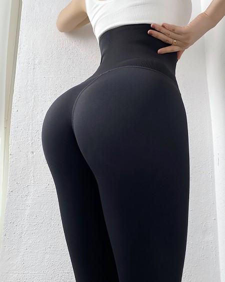 High Waist Tummy Control  Waist Trainer Lift Up Butt Lifter Shapewear Slimming Pants