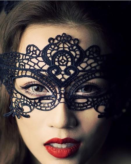 Enchanting Lace Eye Mask