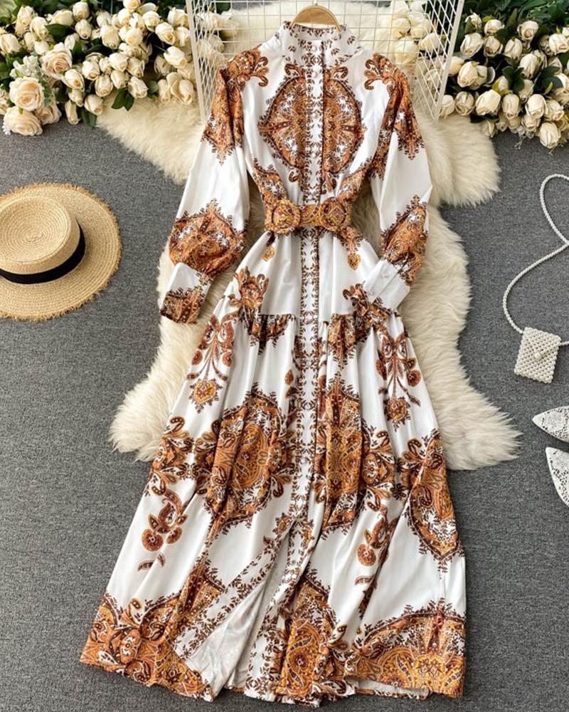 Vintage 80sboho MIDI dress in Jolibel lacesleevelessliningall-round comfort dressstreetwearfree belt!