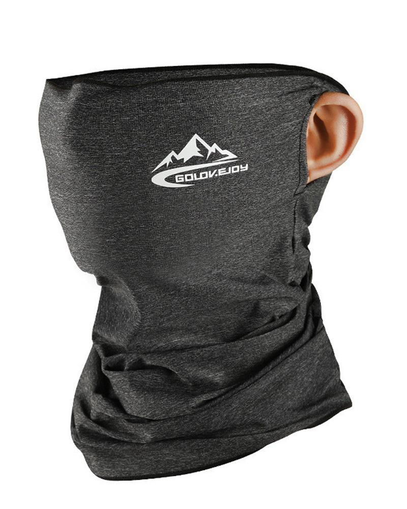 Cooling Ear Loops Neck Gaiter Bandana Mask Face Scarf Balaclava