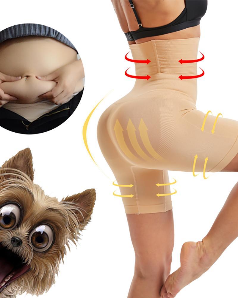 Waist Trainer Butt Lifter Binder Tummy Body Shaper